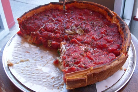 Zachary's Chicago Pizza, Oakland, CA