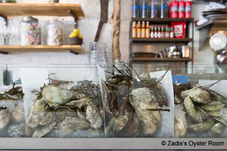Zadie S Oyster Room Restaurant New York Nyc Ny Reviews Gayot