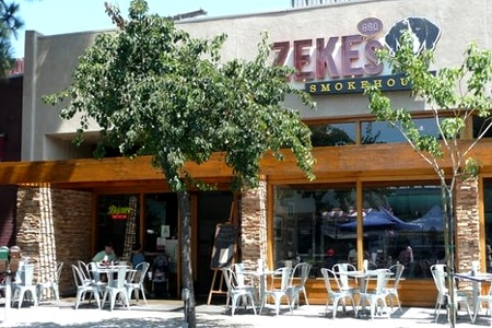 Dining Room at Zeke