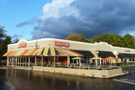 Zoes Kitchen, Atlanta, GA