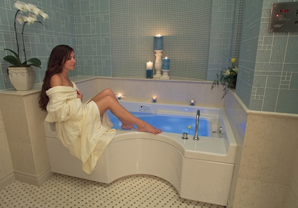 The Coeur D'Alene Resort Spa in Coeur D'Alene, Idaho offers Water Wellness treatments