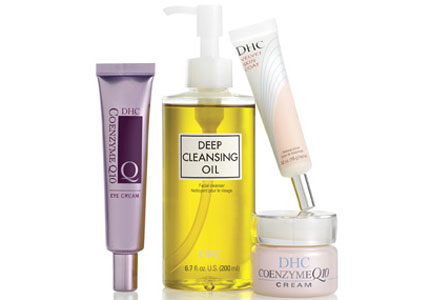 The Ageless Beauty Set from DHC Skincare
