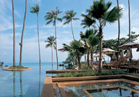 Anantara Resort Koh Samui in Thailand