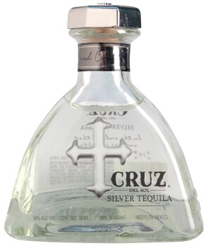 Cruz Silver Tequila offers a smooth character and agave flavors on the palate