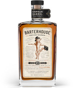 Orphan Barrel Barterhouse Kentucky Bourbon