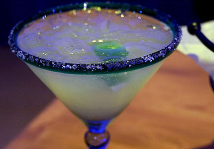 Check out Dale DeGroff's recipe for the perfect margarita