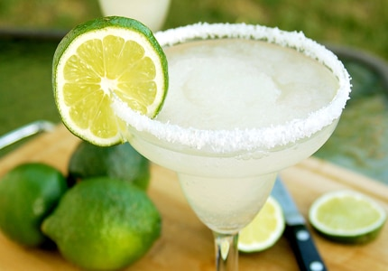 Stay cool with a Carbonated Margarita