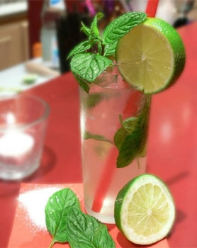 Try a delicious Maui Rum mojito from Haleakala Distillers, located in Kula, Hawaii