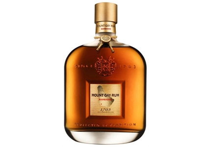 Learn about premium rums like Mount Gay 1703 Old Cask Selection
