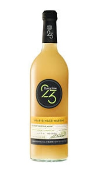 Bungalow 23's Pear Ginger Martini is a light, fruity cocktail, perfect for your home bar
