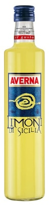 Averna Limoni di Sicilia is a refreshingly sweet lemon liqueur