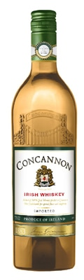 Concannon Irish Whiskey is aged in Petite Sirah wine barrels from California