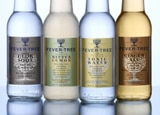Fever-Tree Mixers come in many different flavors, including Bitter Lemon, Club Soda and Indian Tonic Water