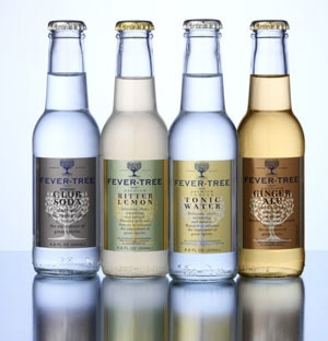 Fever-Tree Premium Mixers are made from high-quality, natural ingredients