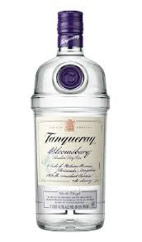 Tanqueray Bloomsbury is a limited edition London Dry Gin that was inspired by the recipe from the founder's son, Charles Waugh Tanqueray