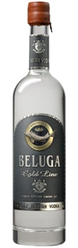 Beluga Gold Line Russian Vodka is not your ordinary vodka, which is why it made our list of Top 10 Spirits