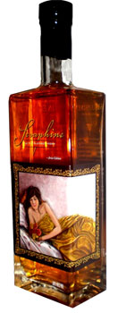 Seraphine Chai Tea Vodka is a collaboration between Yahara Bay Distillers and Brazilian artist Jonatas Chimen