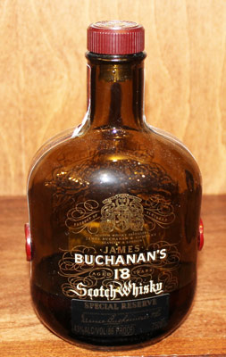 Buchanan 18 Year Special Reserve features spiced caramel with orange marmalade on the finish