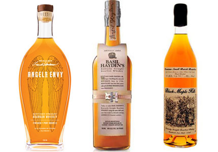 Read GAYOT's list to discover the finest bottles from great American distilleries