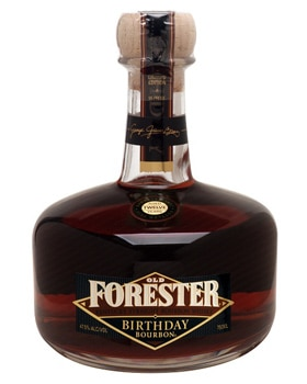 Old Forester 2009 Birthday Bourbon