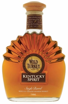 Wild Turkey Kentucky Spirit boasts brown sugar and nutmeg on the nose