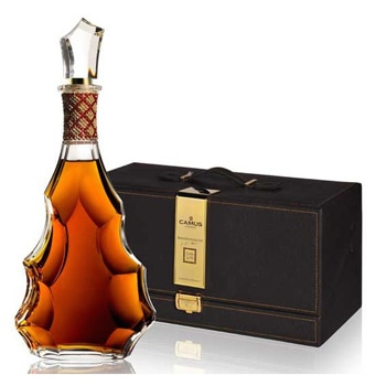 Peruse GAYOT's list to discover the finest bottles from France's classiest spirit, Cognac, including Camus Cognac Cuvee 5.150
