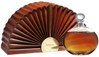 Delamain Le Voyage contains hints of American tobacco and African coffee