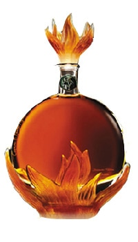 Hardy Perfection Fire is made with cognacs from as far back as the 1870s