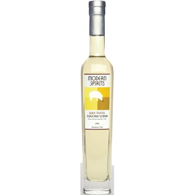 Modern Spirits Black Truffle vodka is pure truffle heaven