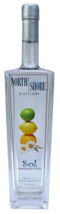 North Shore Distillery Sol Chamomile Citrus is a vodka of exceptional quality