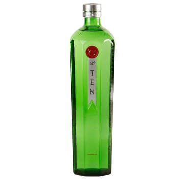 Tanqueray No. TEN is based on the Scottish distillery's legendary gin, with the infusion of botanicals