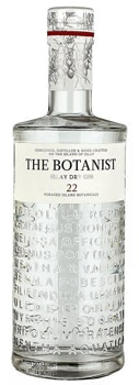 The Botanist Islay Dry Gin from Bruichladdich Distillery in Scotland