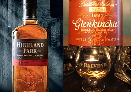 Whether you take your scotch straight or on the rocks, you'll enjoy GAYOT's Top 10 Single Malt Scotch