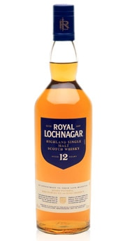 Royal Lochnagar 12 Year Old was a favorite of Queen Victoria and Prince Albert and made GAYOT's Top 10 Single Malt Scotch list