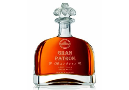 Gran Patron Burdeos, one of GAYOT's Top 10 Tequilas