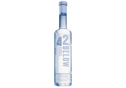 "42 Below is ""the vodka from Down Under"""