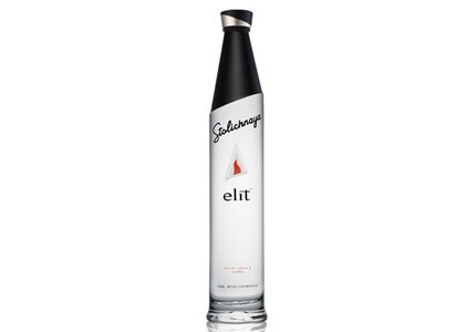 Stolichnaya Elit is from Russia