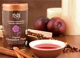 Rishi Tea's Organic Cinnamon Plum