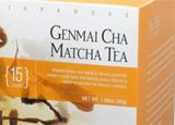 E & A Tea Company's Genmai Cha Matcha Tea