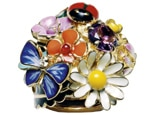 """Diorette"" ring from Dior Joaillerie"