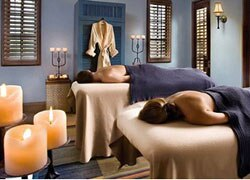 Alvadora Spa at the Royal Palms Resort in Phoenix, Arizona, one of our top suggestions for couple's massages