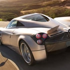 For $1,300,000 this car can be yours! The Pagani Huayra is one of the fastest production cars in the world