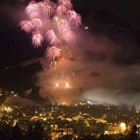 For New Year's Eve in a quaint fairy tale setting, Kitzbühel is our top pick
