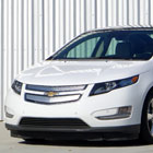 The 2012 Chevrolet Volt - a versatile and rechargeable four-passenger sedan