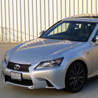 The 2013 Lexus GS 350 F Sport is smart, agile and responsive
