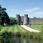 Amberley Castle in West Sussex, England. One of our Top 10 Castle Hotels in the World