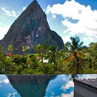 Hotel Chocolat on St. Lucia, one of our Top 10 Caribbean Resorts