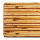 Proteak Cutting Boards use wood sourced from sustainable plantations only
