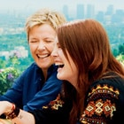 "Annette Bening and Julianne Moore star in ""The Kids Are All Right,"" a pick on our list of Top 10 Movie Moms"
