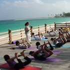 Our list of yoga retreats runs from an ashram in the Bahamas to the ultimate luxury in ecotourism